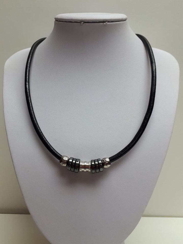 collier homme disign